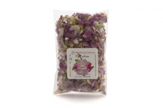 Dried rose blossom 5 g in a small bag